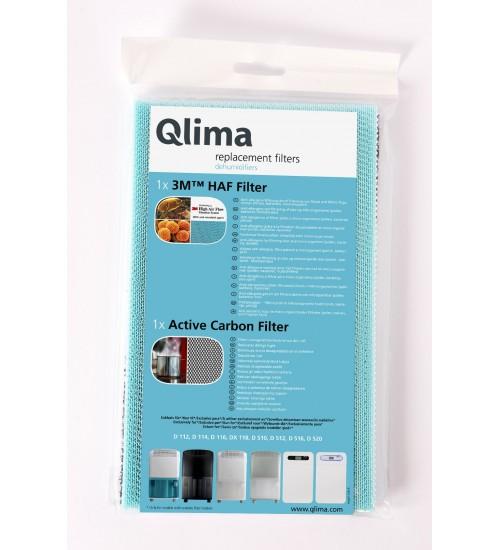 Filter za razvlaževalec QLIMA D620